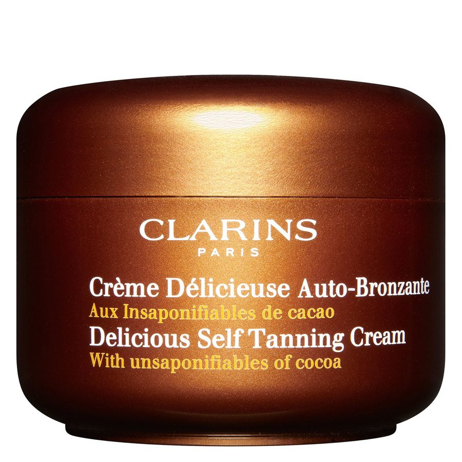 Clarins Delicious Self-Tanning Cream Face and Body 150 ml