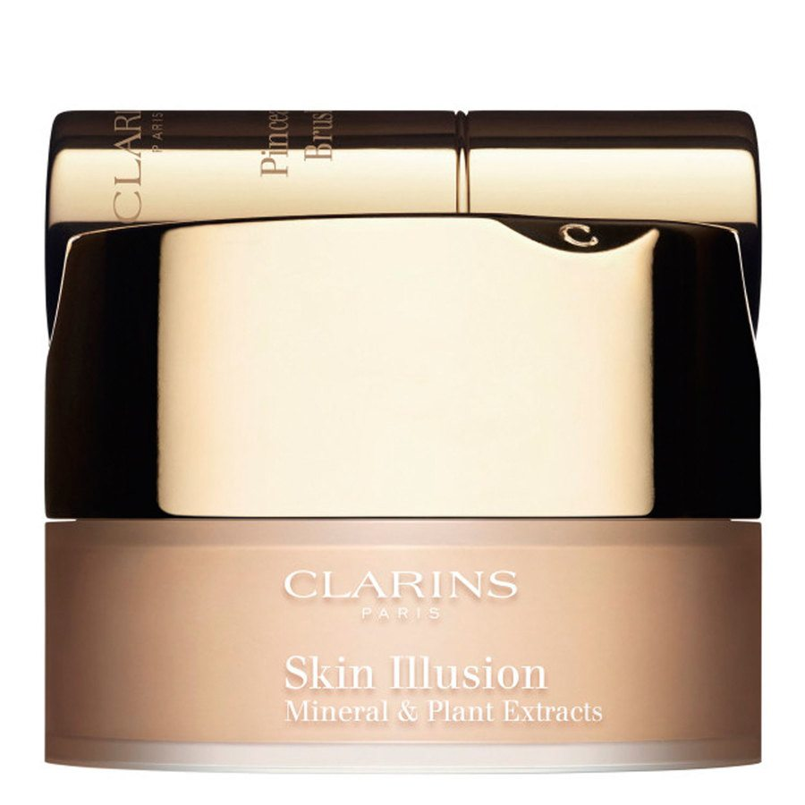 Clarins Skin Illusion Loose Powder Foundation #109 Wheat 13 g