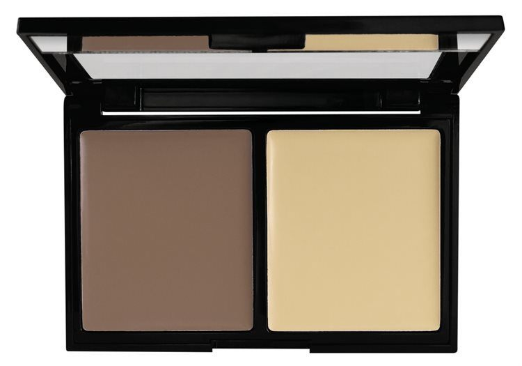 Bronx Highlight och Contouring 2GO Taupe/Light Neutral BRXCG01 Multi