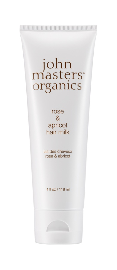 John Masters Organics Rose & Apricot Hair Milk 118ml