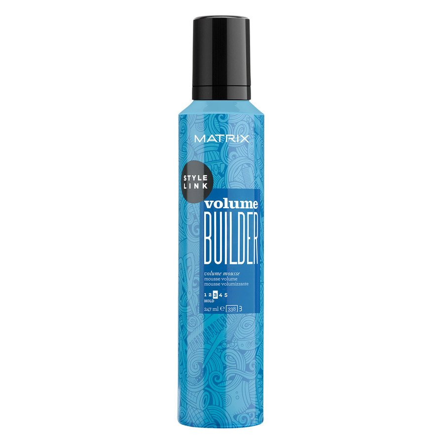 Matrix Style Link Volume Builder Mousse 247 ml