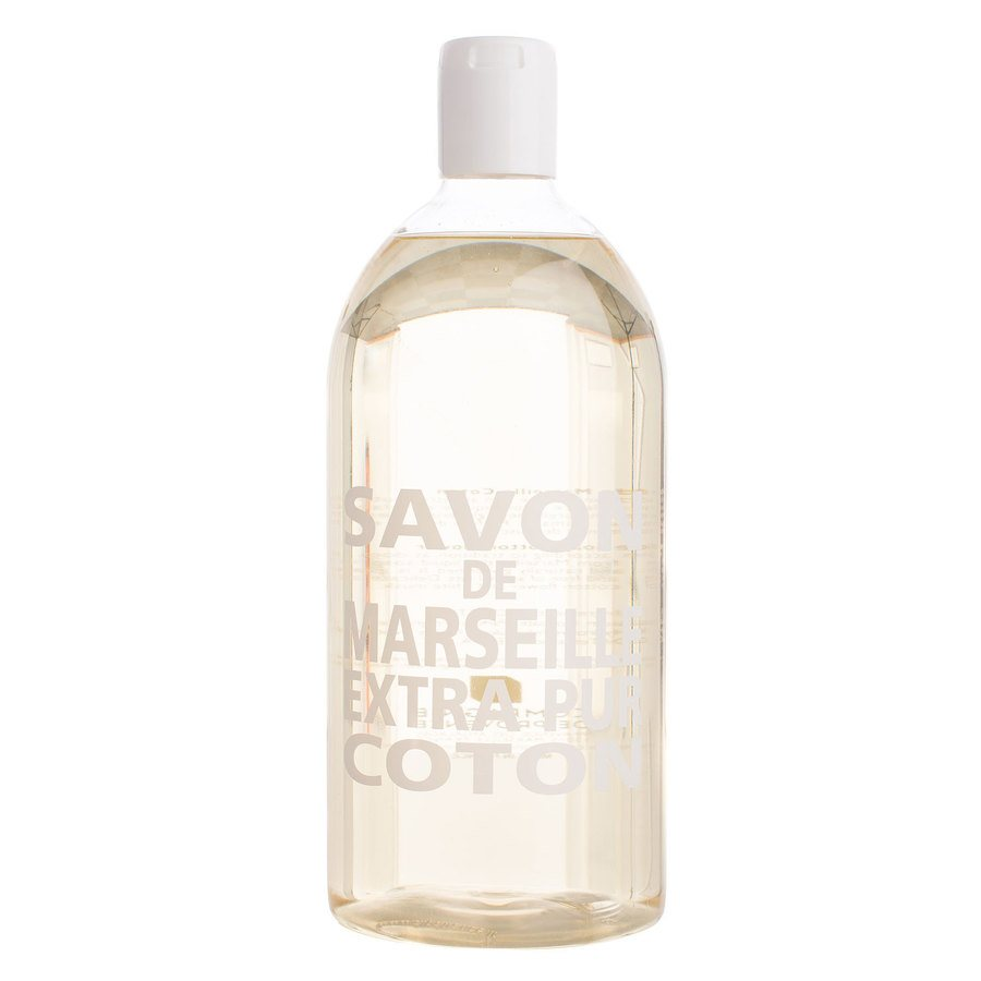 Compagnie De Provence Liquid Soap Refill Cotton Flower 1000 ml