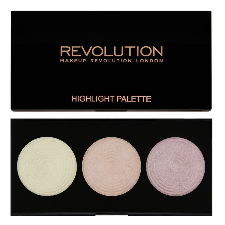 Makeup Revolution Highlighter Palette Highlight 15 g