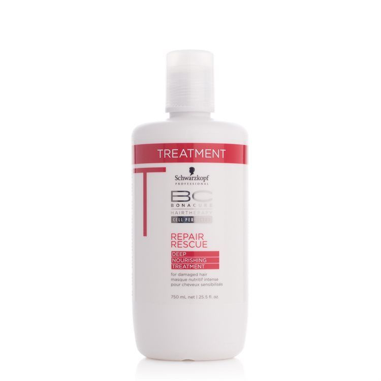 Schwarzkopf BC Peptide Repair Rescue Treatment 750 ml