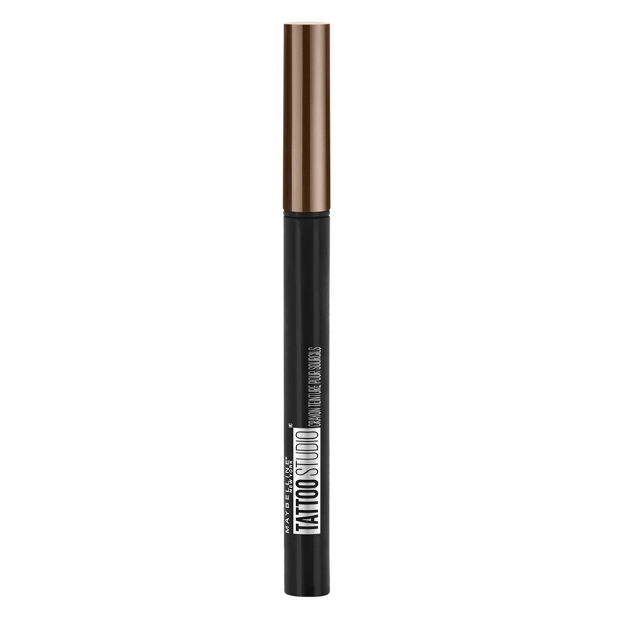 Maybelline Tattoo Brow Micro-Prydligt Tint Medium Brown