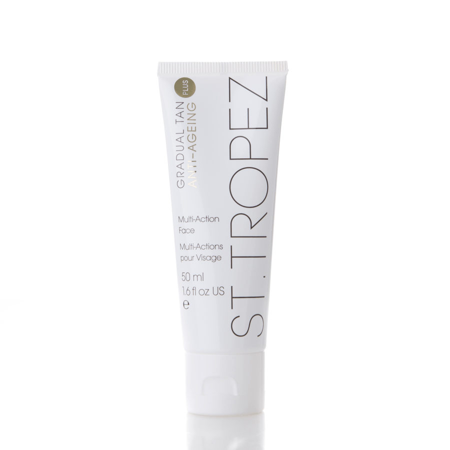 St. Tropez Gradual Tan Plus Multi- Action Face Anti Ageing 50ml