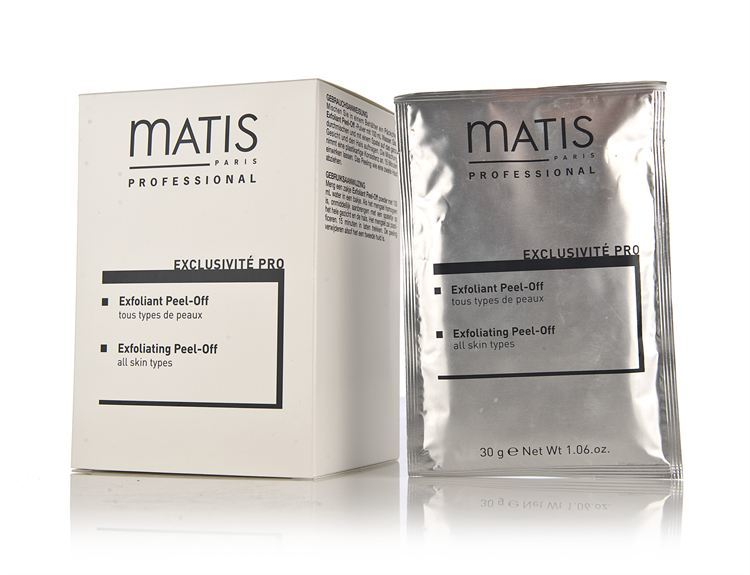 Matis Exclusivité Pro Exfoliating Peel-Off 10 x 30 g