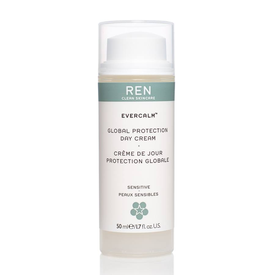 REN Hydra Calm Global Protection Day Cream Sensitive Skin 50 ml
