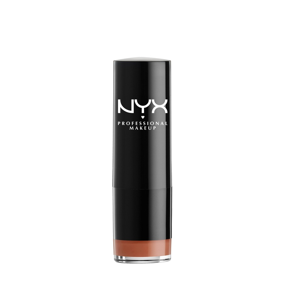 NYX Professional Makeup Round Lipstick Heredes