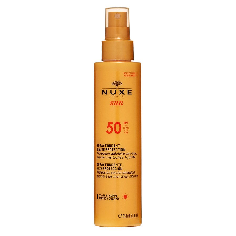 NUXE Spray Fondant SPF50 150ml