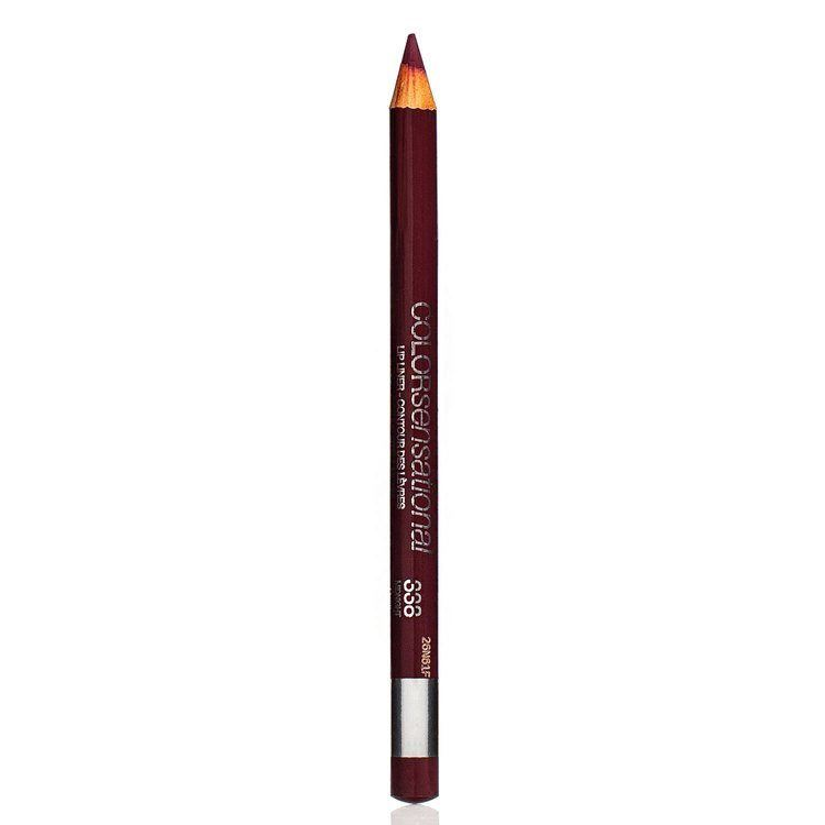 Maybelline Color Sensational Lip Liner 338 Midnight Plum