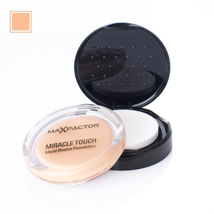 Max Factor Miracle Touch Foundation 60 Sand 11,2 g