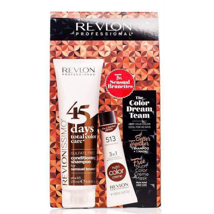 Revlon The Color Dream Team Sensual Brunettes 2 delar