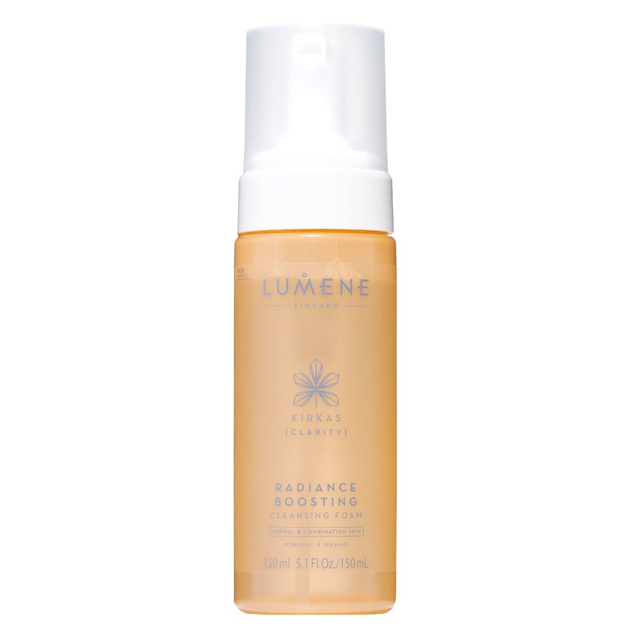 Lumene Kirkas Radiance Boosting Cleansing Foam 150 ml