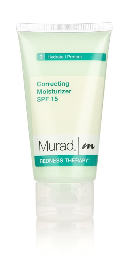 Murad Redness Therapy Correcting Moisturizer SPF 15 50ml