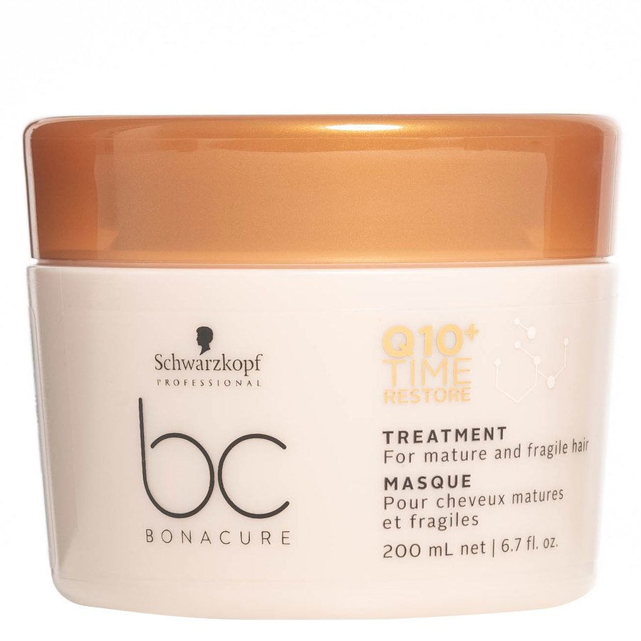 Schwarzkopf BC Bonacure Q10+ Time Restore Treatment 200 ml