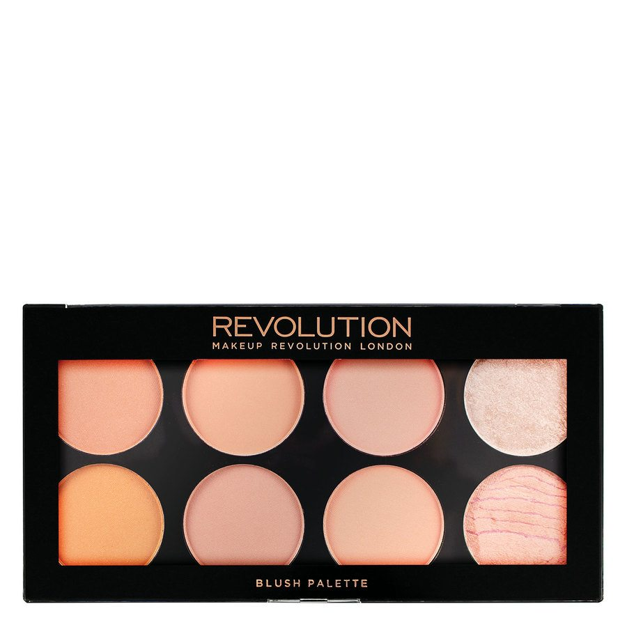 Makeup Revolution Ultra Blush Palette Hot Spice 13 g