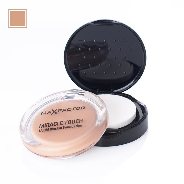 Max Factor Miracle Touch Foundation 85 Caramel 11,2 g
