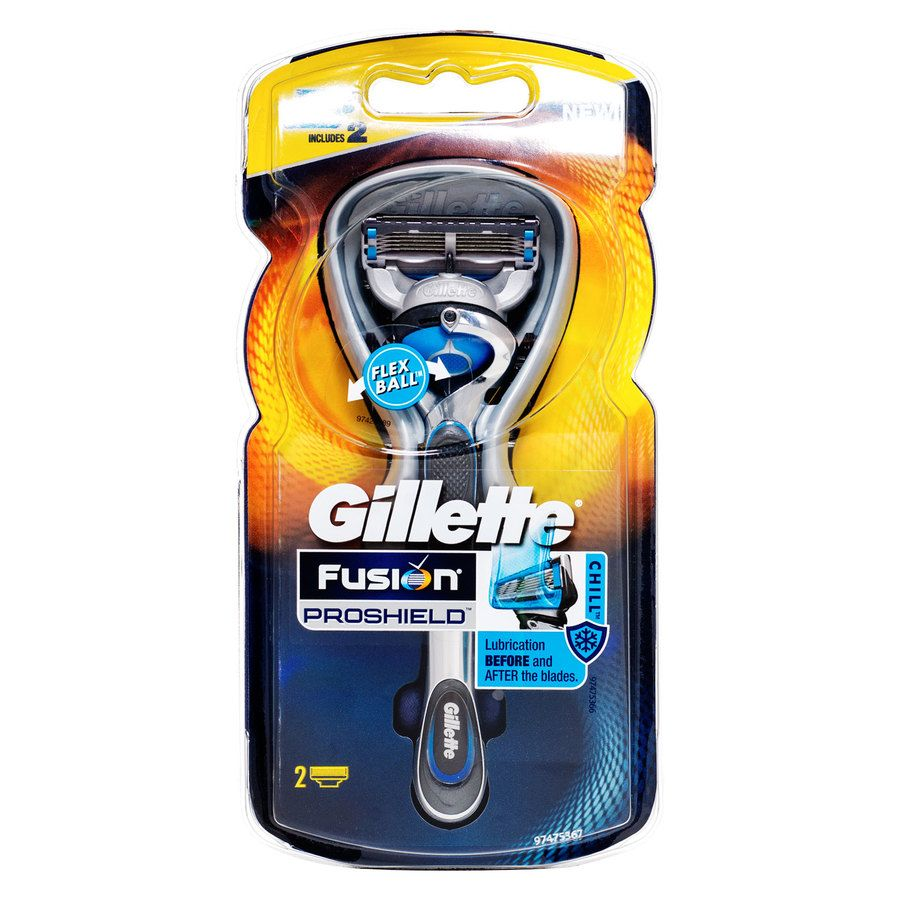 Gillette Fusion ProShield Flexball 2 Rakblad