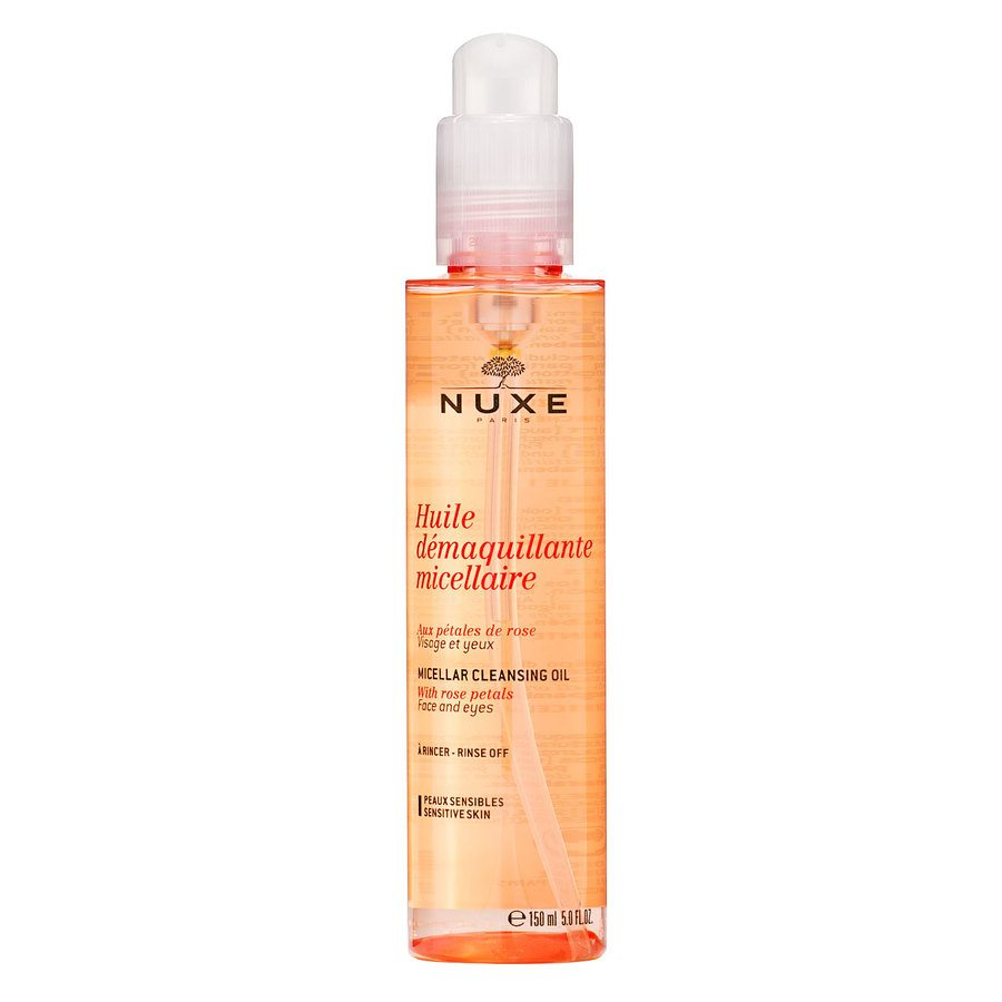 NUXE Micellar Cleansing Oil For Sensitive Skin 150ml