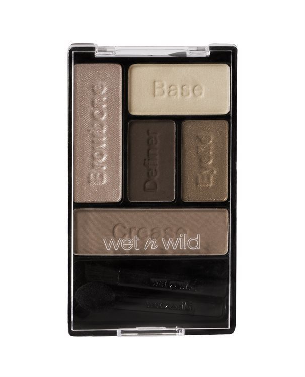 Wet`n Wild Color Icon Eyeshadow Palette Bare and Beautiful E3961