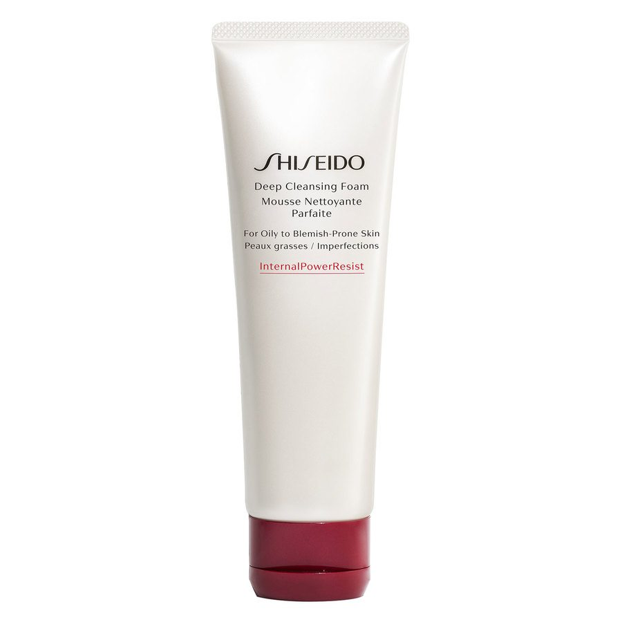 Shiseido Deep Cleansing Foam 125 ml