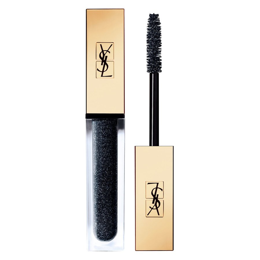 Yves Saint Laurent Vinyl Couture Mascara #7 Dark Sparkles Top Coat
