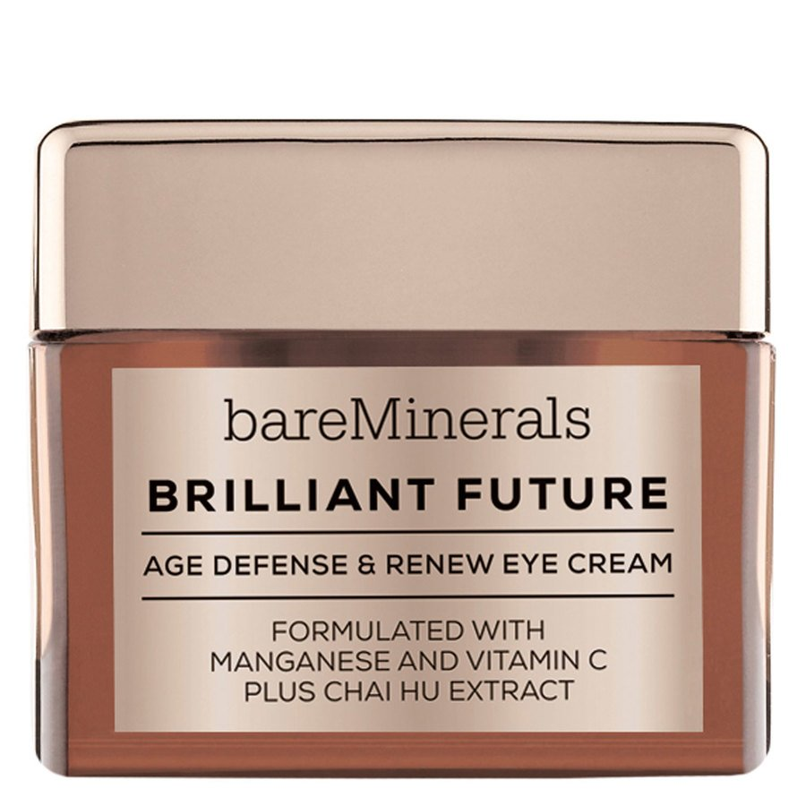 BareMinerals Correctives Brilliant Future Age Defense & Renew Eye Cream 15g