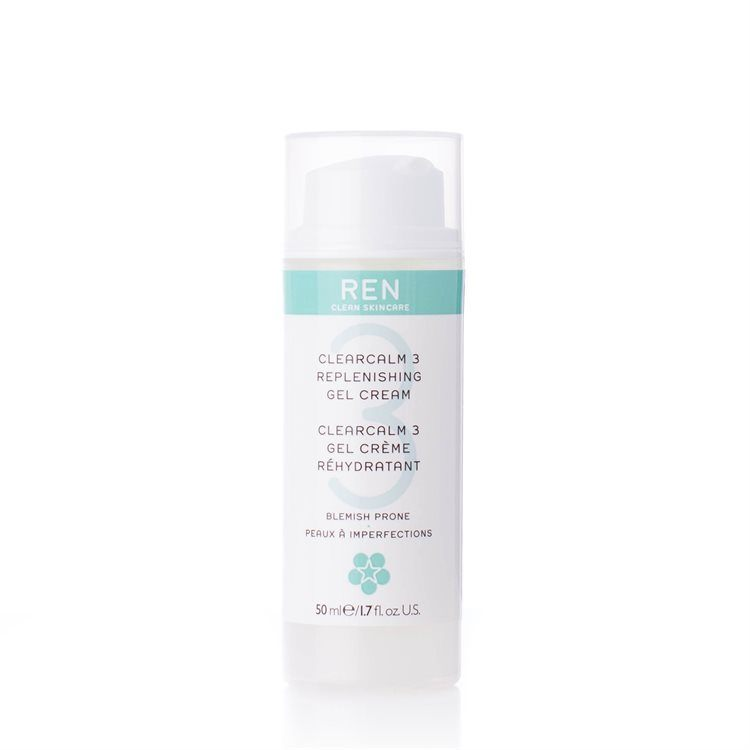 REN Clearcalm 3 Replenishing Gel Cream 50 ml