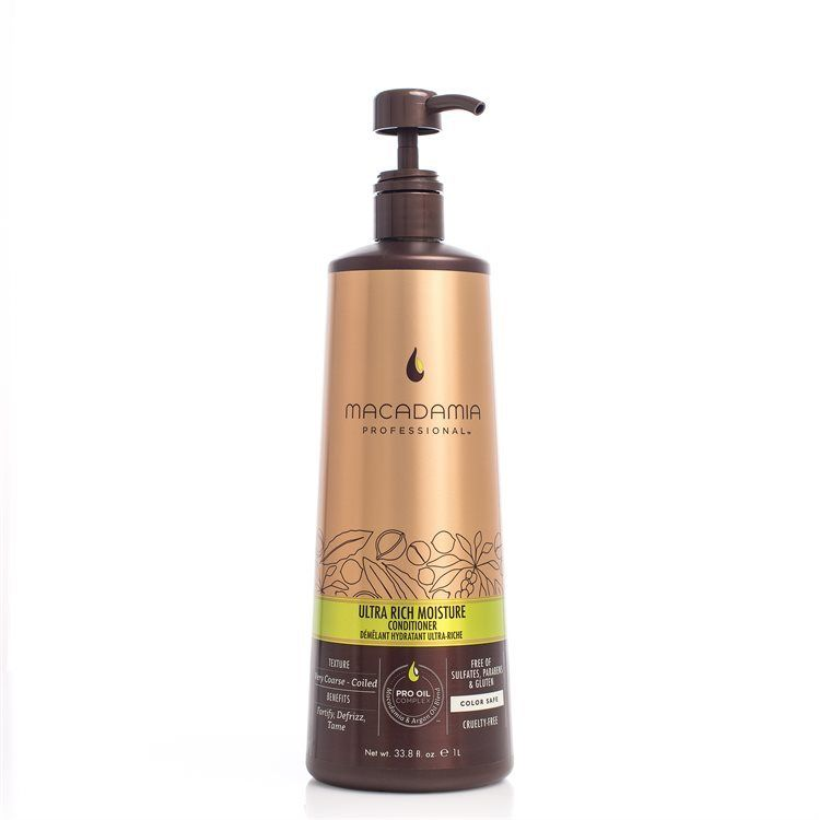 Macadamia Professional Ultra Rich Moisture Conditioner 1000 ml