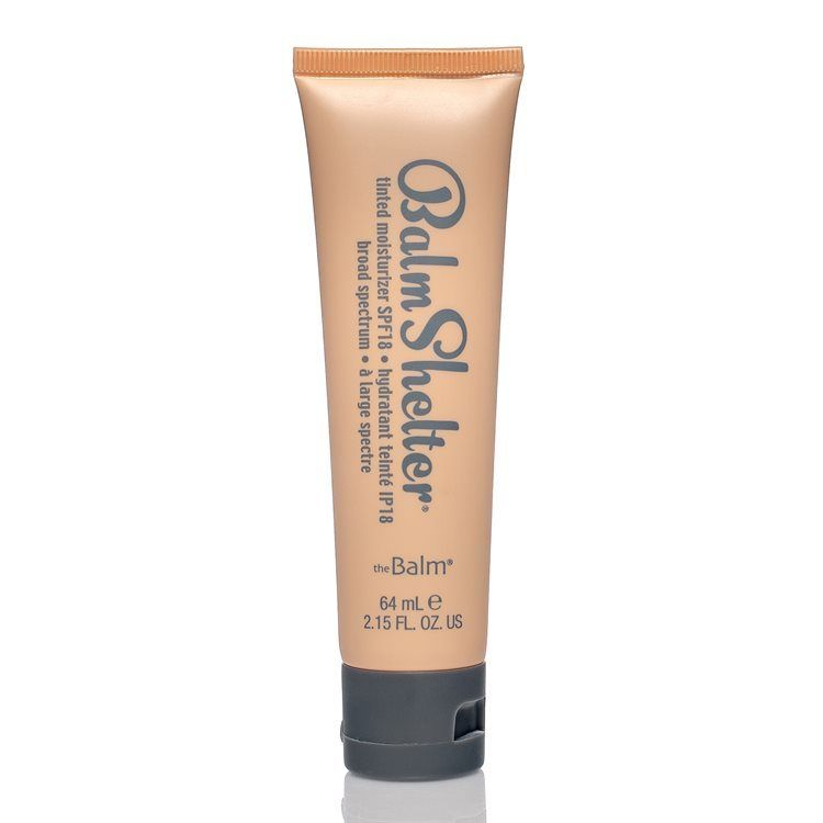 The Balm BalmShelter Tinted Moisturizer SPF 18 Lighter than light 64 ml