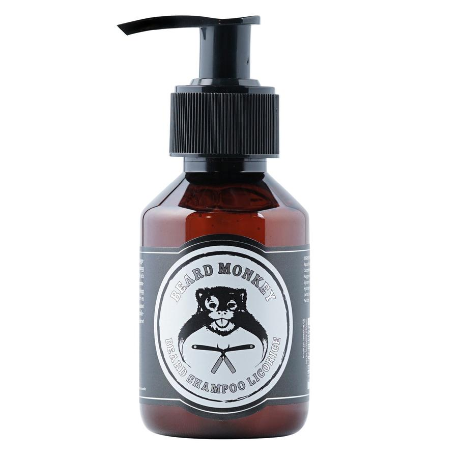 Beard Monkey Beard Shampoo Licorice 100 ml
