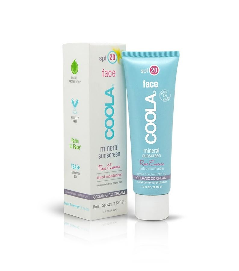 Coola MineralFace SPF 20 Lotion Tinted Rose 50 ml