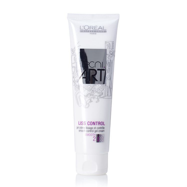 L'Oréal Professionnel Tecni.Art Liss Control Gel Cream 150 ml
