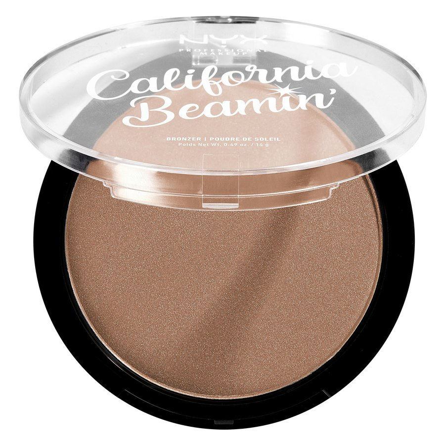 NYX Professional Makeup California Beamin' Face & Body Bronzer The Golden One 14 g