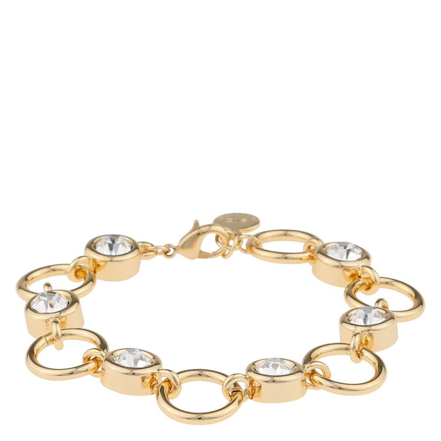 Snö of Sweden Keira Bracelet Gold/Clear
