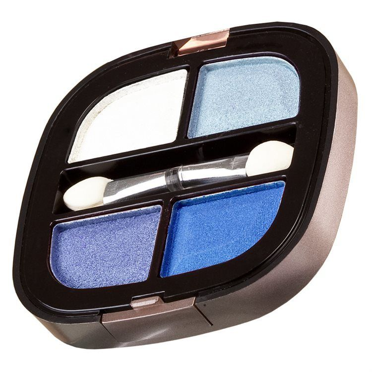 Nicka K New York Quad Eyeshadow Monterrey NY080