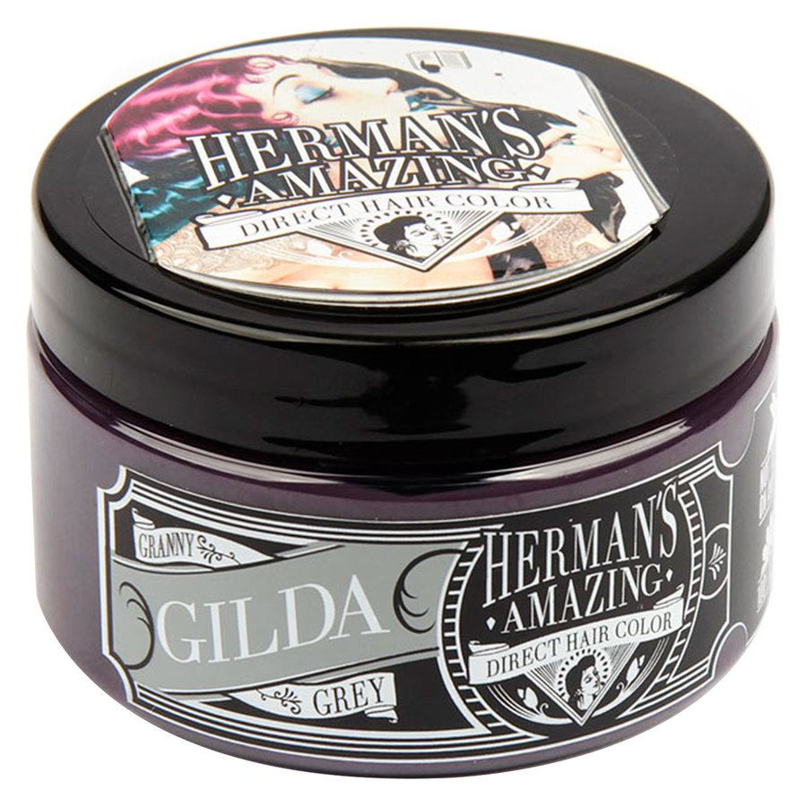 Herman's Amazing Direct Hair Color Gilda Granny Grey 115 ml