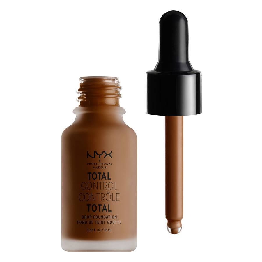 NYX Professional Makeup Total Control Drop Foundation Chestnut DF23 13ml