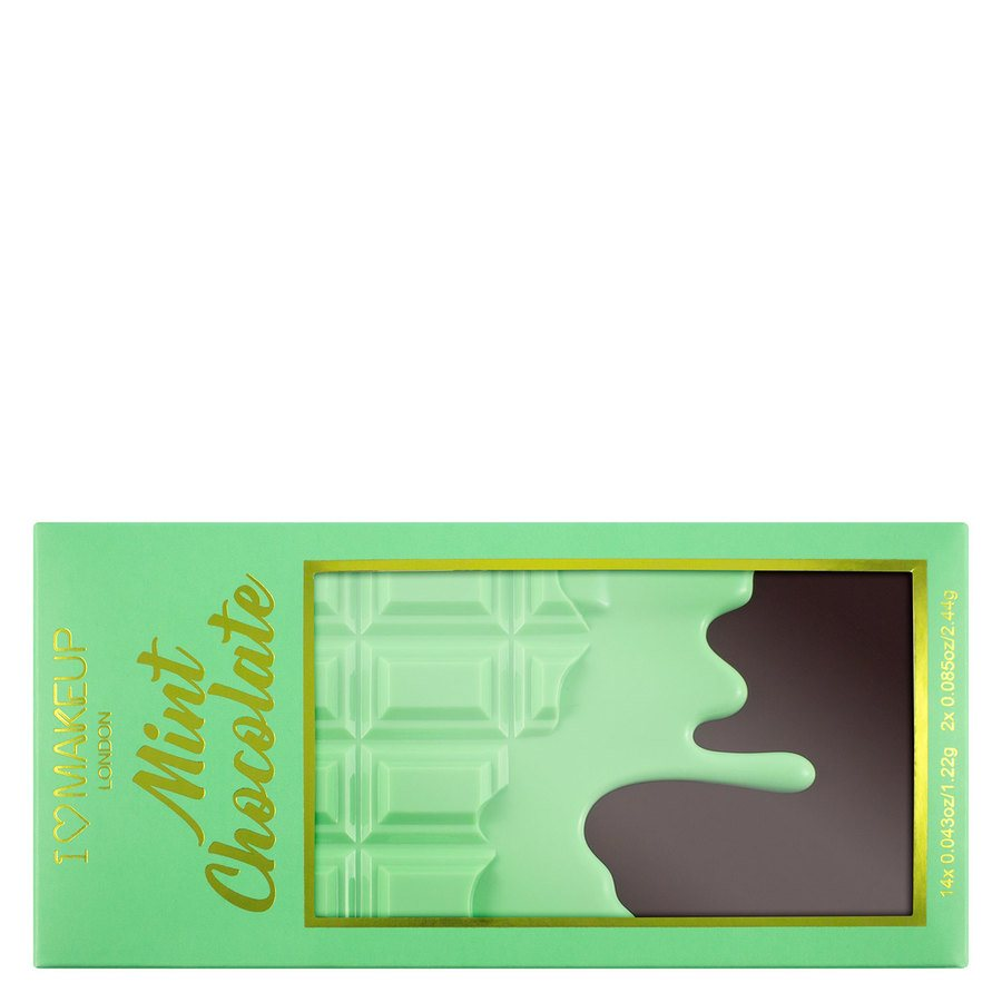 Makeup Revolution I Heart Makeup I Heart Mint Chocolate V4 22g