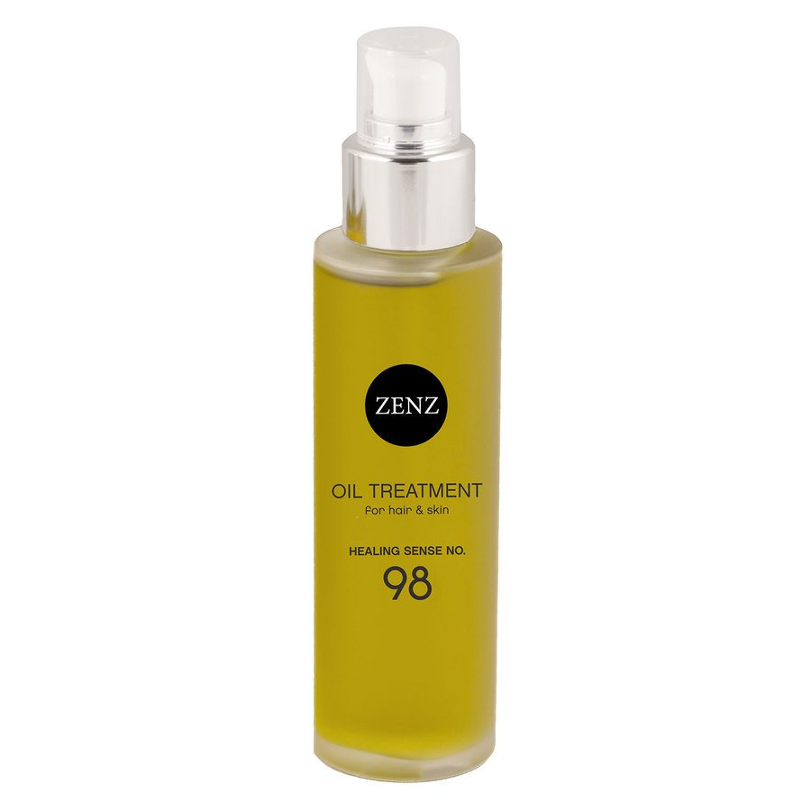Zenz Organic No. 98 Oil Treatment Healing Sense 100 ml