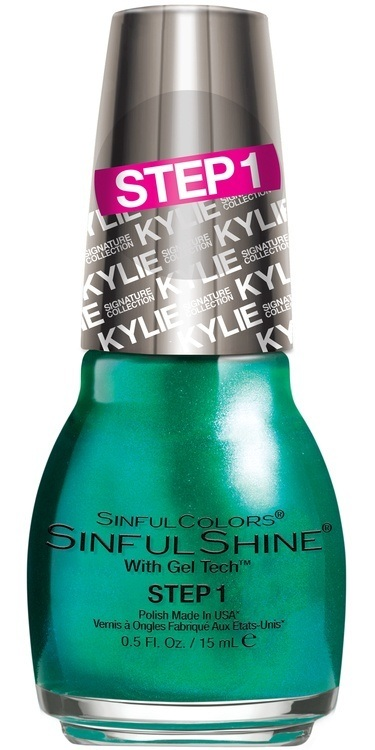 Kylie Jenner Sinful Colors Nagellack Kryptonite #2050 15ml