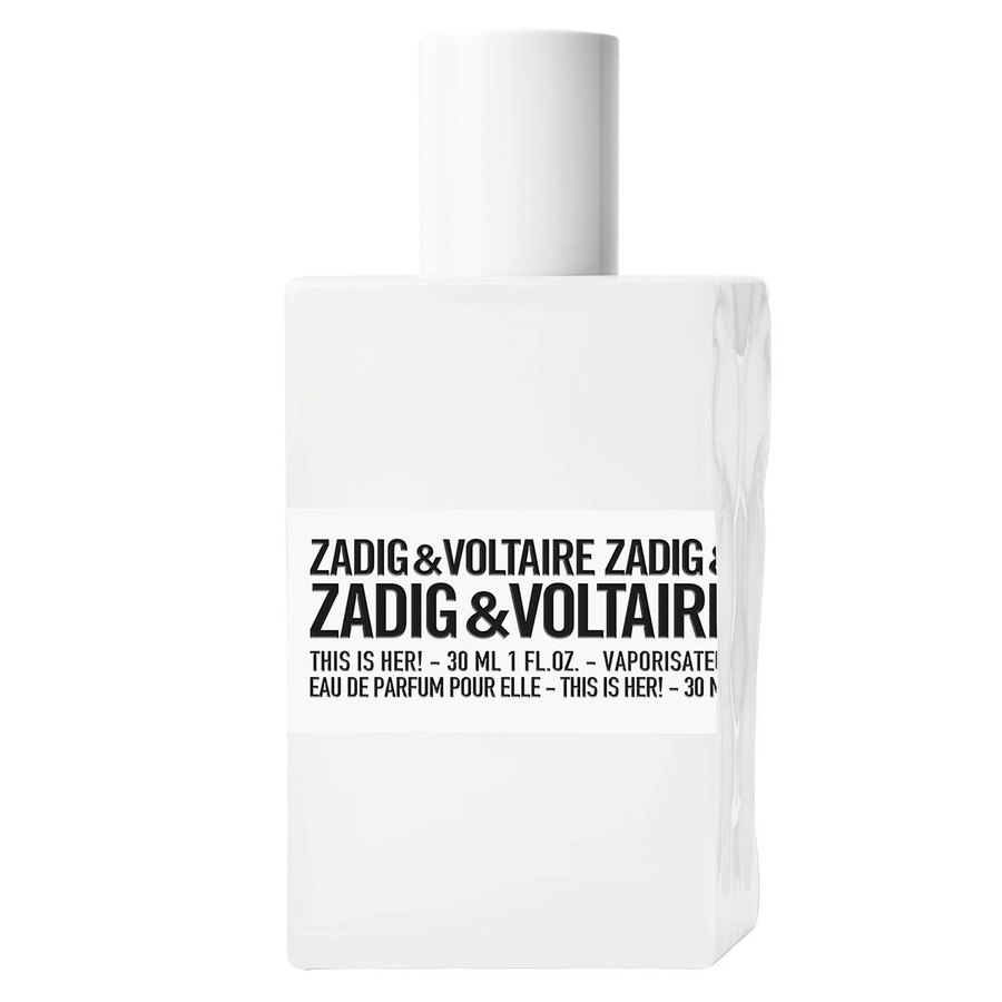 Zadig & Voltaire This Is Her Eau de Parfum 30 ml