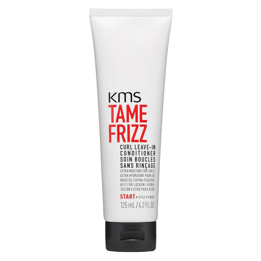 KMS Tame Frizz Curl Leave In Conditioner 125ml