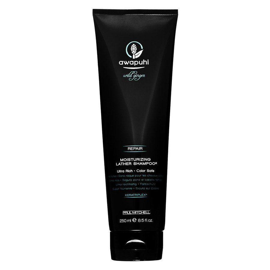 Paul Mitchell Awapuhi Wild Ginger -Moisturizing Lather Shampoo 250 ml