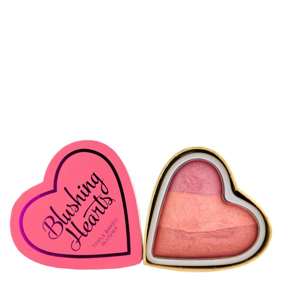 Makeup Revolution I Heart Makeup Hearts Blusher Candy Queen of Hearts