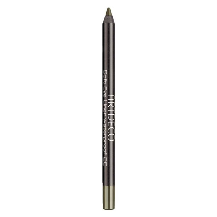 Artdeco Soft Eye Liner Waterproof #20 Bright Olive