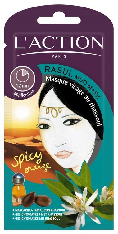 L'Action Paris Rasul Mud Mask 16 g