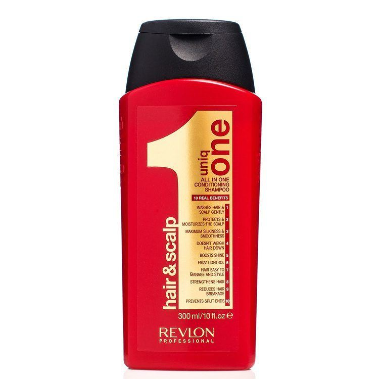 Revlon Professional Uniq One Hair & Scalp Conditioning Shampoo 300 ml