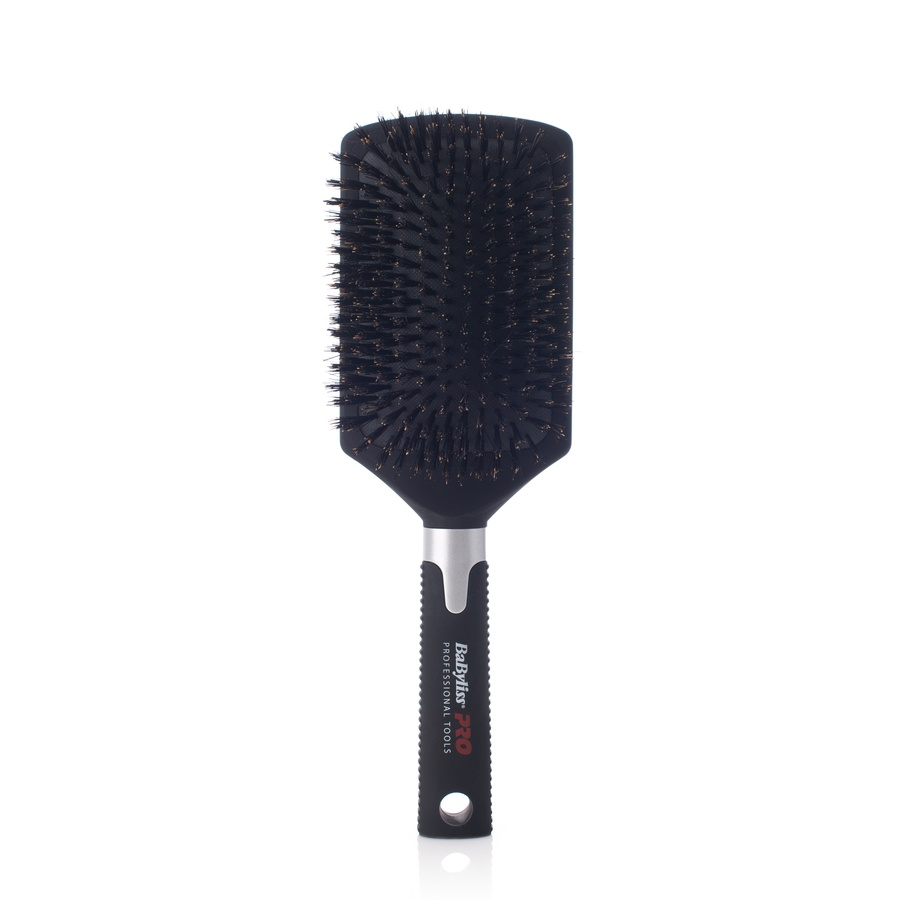 BaByliss Large Paddle Brush Boar Bristle
